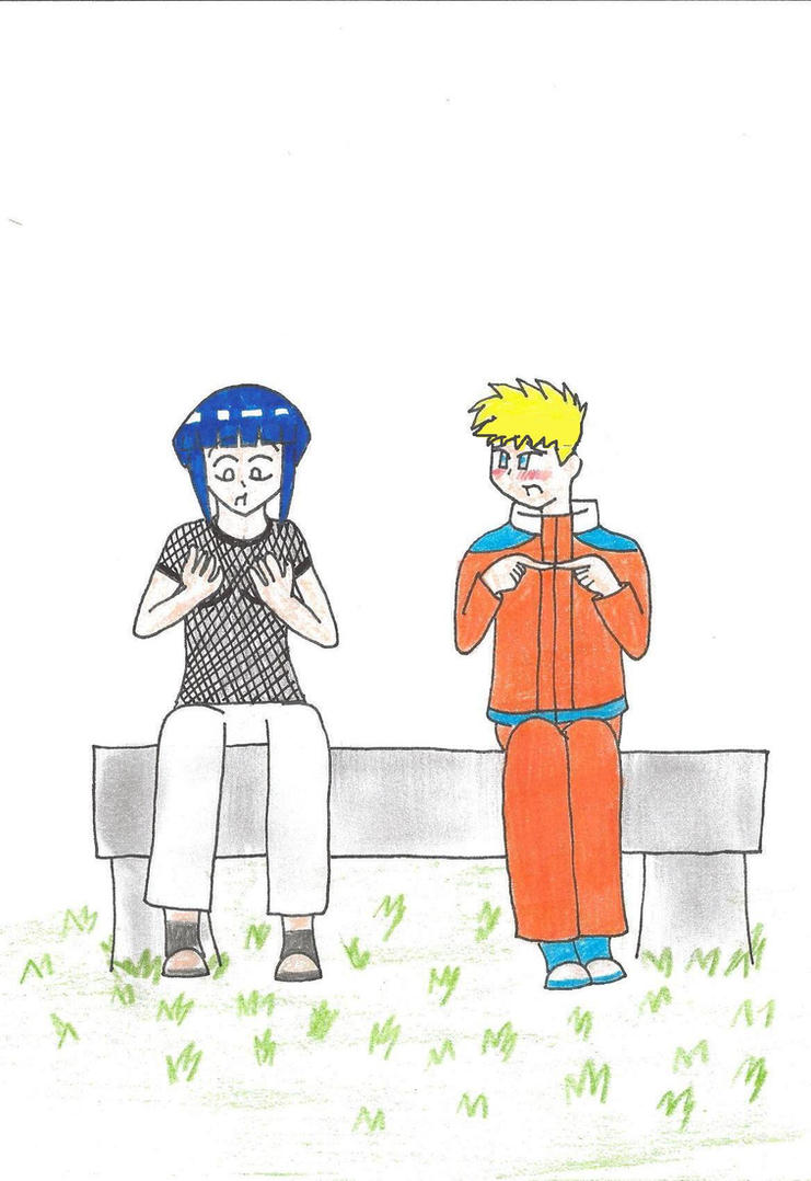 Naruto and Hinata body swap by  KayTheYatagarasu on deviantART
