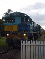 Kuranda Railway by scaryfreak2