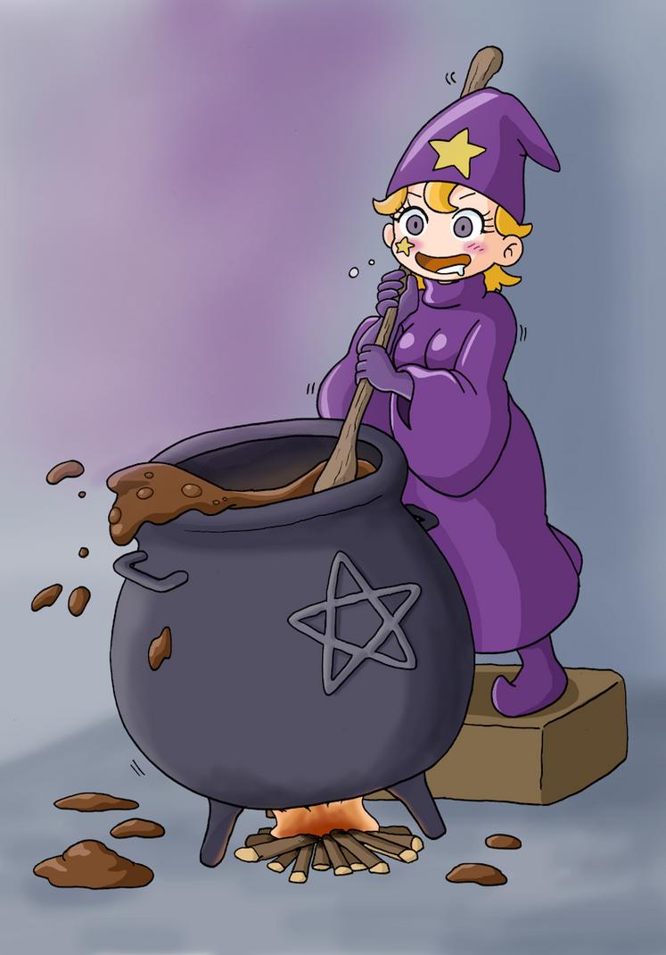 The Worst Chocolatier by emanon333
