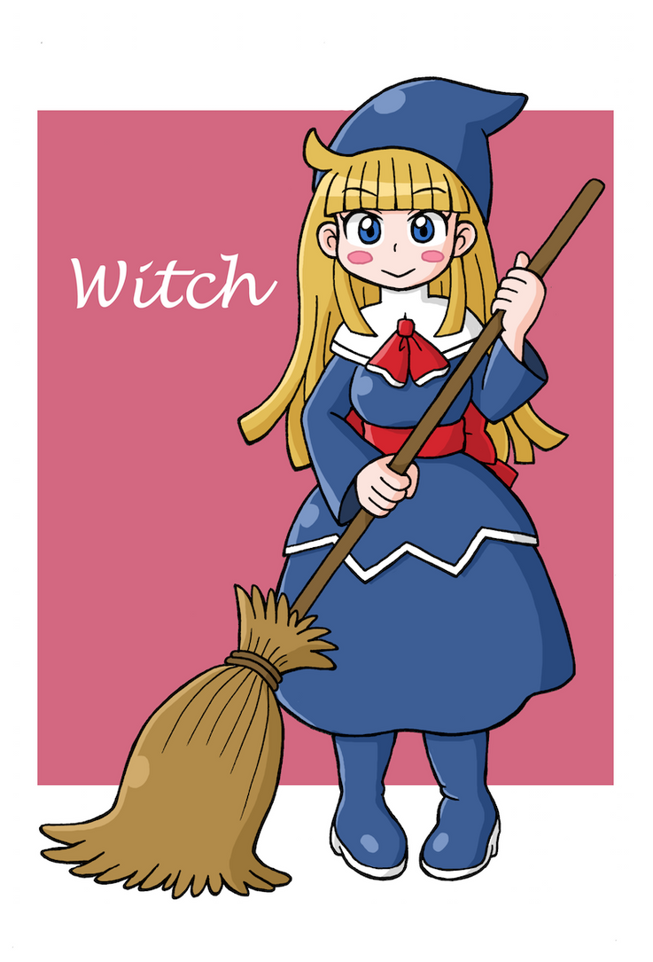 Witch 2017 by emanon333