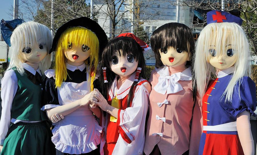 Cosplay in Tokyo 6 by nikonforever
