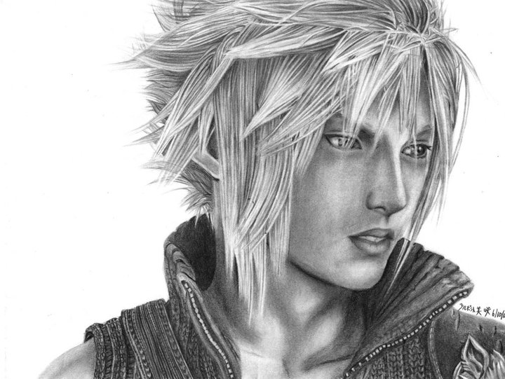 Depheant Makepeace - Tales of a young man - Page 3 Cloud_strife___advent_children_by_happylilsquirrel-d2v88bf