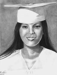 Graduation Memory - Portrait