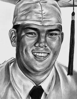 Mark - Pencil Portrait