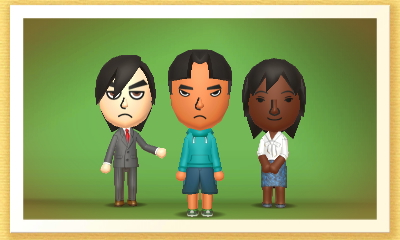 Tomodachi Life - Levi All Grown Up by arrienne408