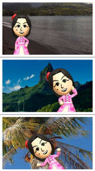 Tomodachi Life - Rose's Vacation Photos by arrienne408