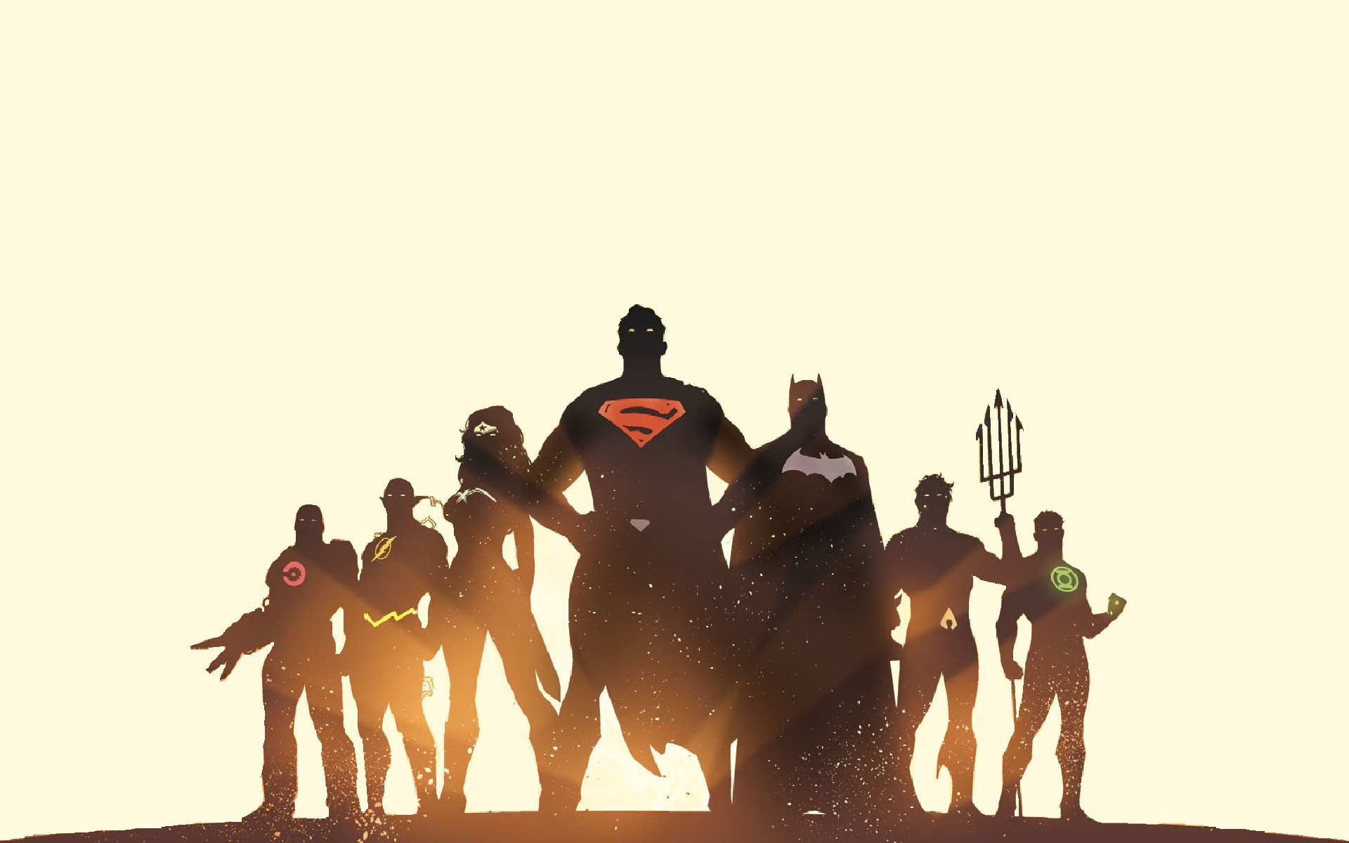 Justice League Wallpaper 1920x1200 By Piebytwo On Deviantart