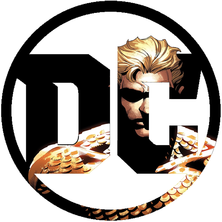 dc logo for aquaman by piebytwo on deviantart