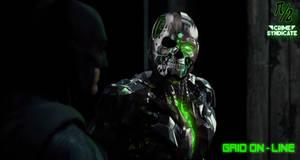 Grid - Cyborg (Crime Syndicate)