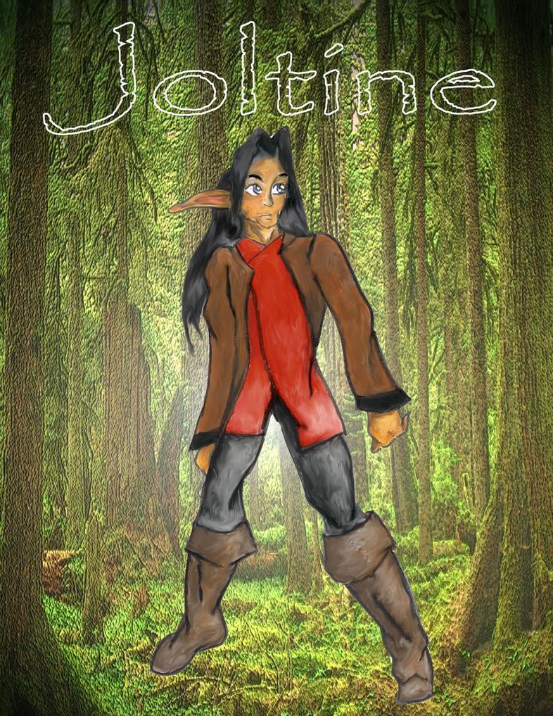 Joltine The Dragon Prince by RivenBorn