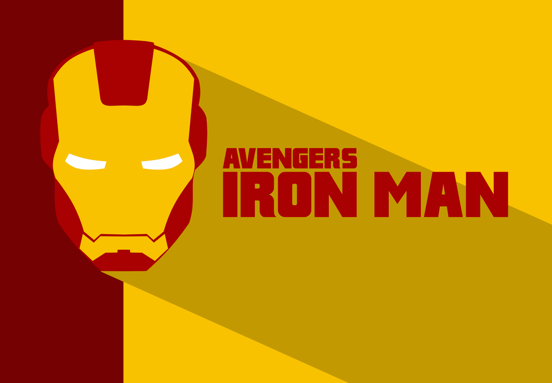 Iron Man Minimal Wallpaper By Jnav77