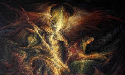 Archangels,. by masiani