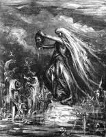 Slavic Mythology -Rusalka by masiani