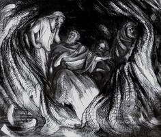 Slavic Mythology - Swietowit by masiani