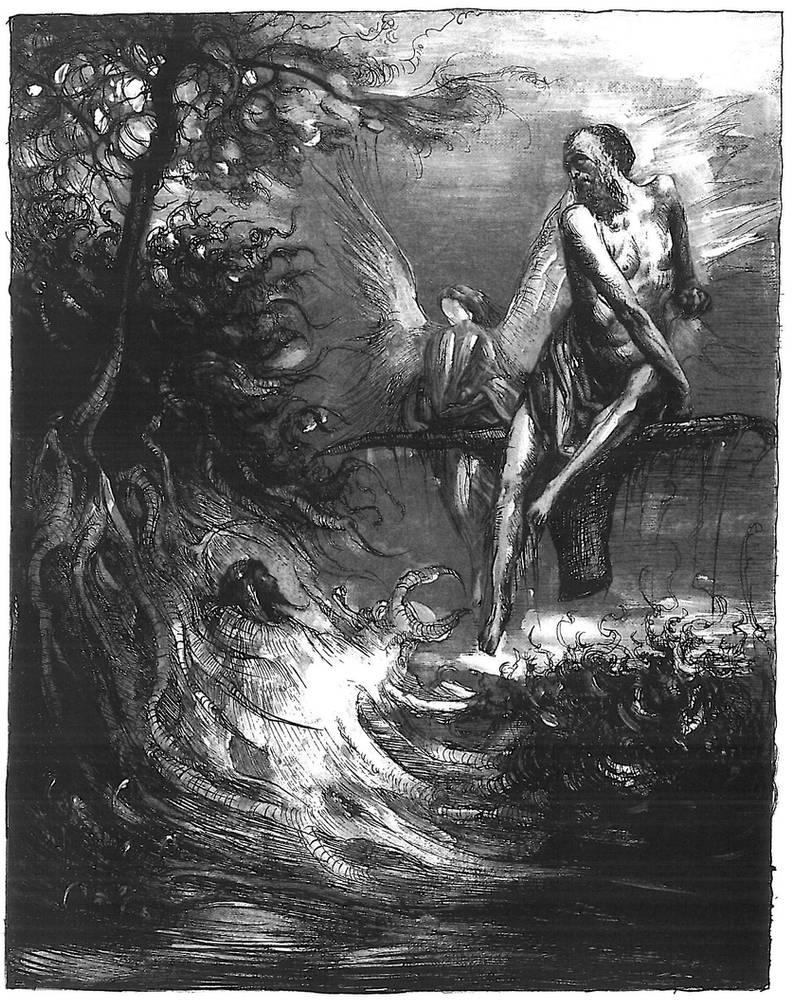 Slavic Mythology - Planetnik(Demon Storm) by masiani