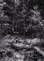 Slavic Mythology - Sacred Spot by masiani