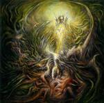 Cover design - death metal