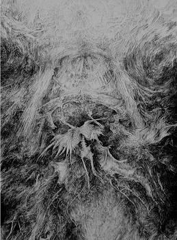 De Mutatione Nominium drawing on paper