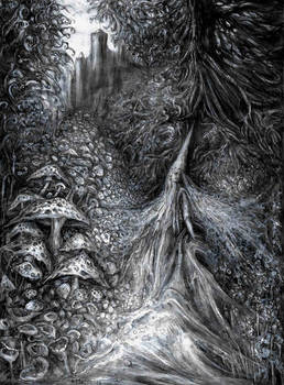 Slavic Mythology -Queen of the Dwarfs series of dr