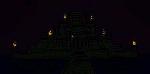 Agorna Temple by wyky