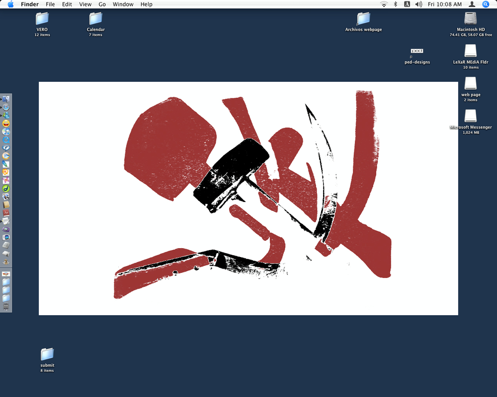 My Desktop by ped-designs