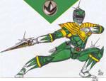 Green Ranger - Movie Style