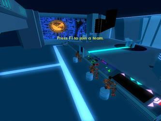 30% done - Command deck level by KingKaddish