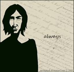 Snape. Always.