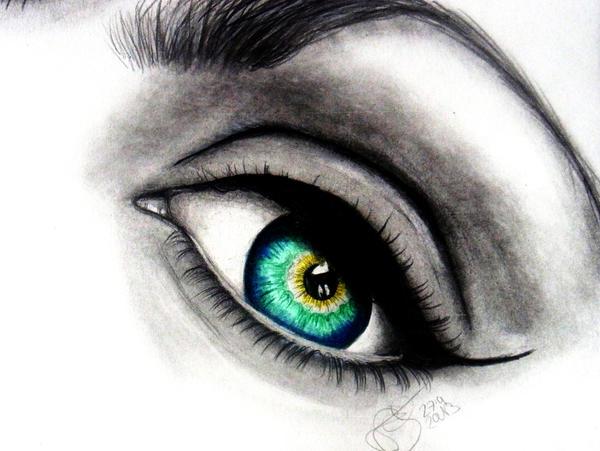 Capricorn Eyes