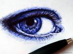 Ball pen sketch