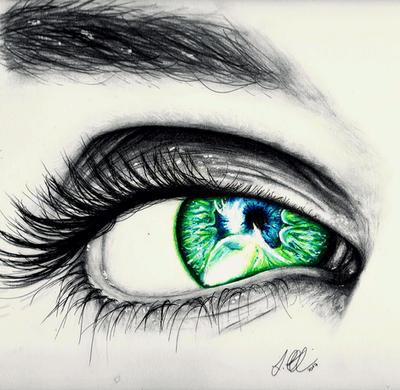 Capricorn - Zodiac Eyes by Schoerie on DeviantArt