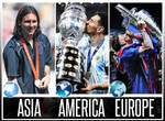 Leo Messi CAMPEON ABSOLUTO MUNDIAL
