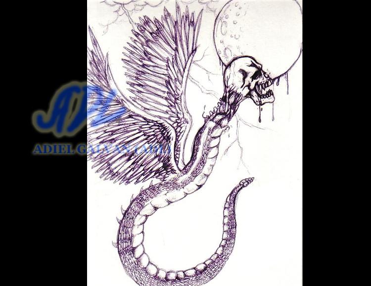 Quetzalcoatl by 71ADL17