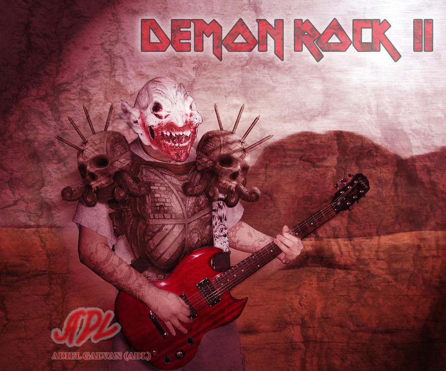 Demon Rock II by 71ADL17