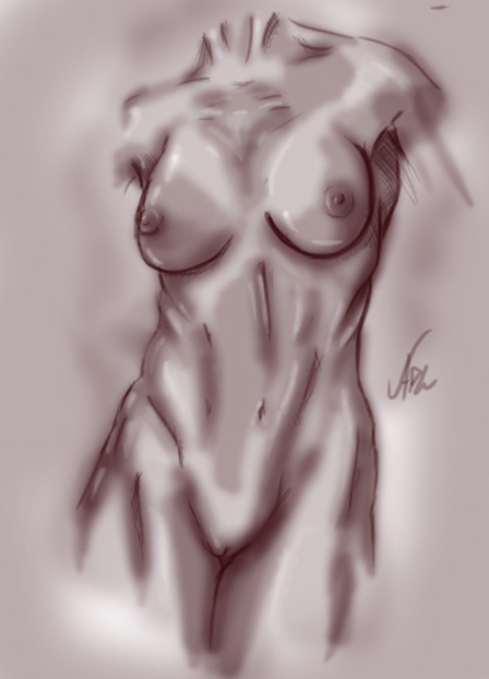 Female Torso2 by 71ADL17