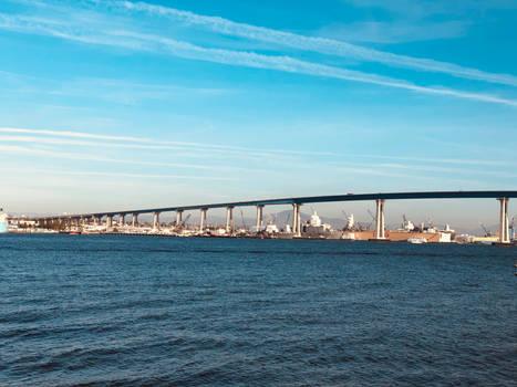 SD coronado bridge