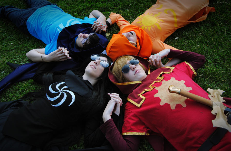 Homestuck - Together by MinatoRN