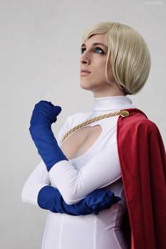 DC Comics - Power Girl