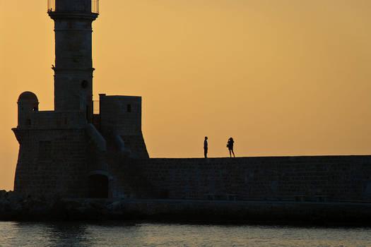 Crete VI - the tourists