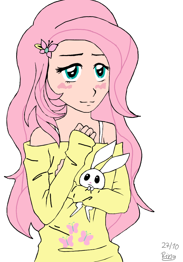 The gallery for --> Human Fluttershy R34