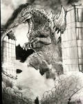 Godzilla : War of The Monsters (2nd poster)
