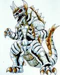 GORZAGON - The Undead Skeletal Beast