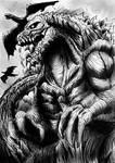 GODZILLA : Monster Planet (Godzilla 2017)