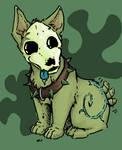 cute little skulldog