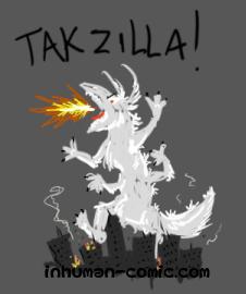 takzilla by not-fun
