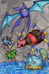 generation #2 poison pokemon by not-fun