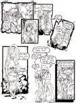 inhuman pg 28 arc 10 -inks stage- by not-fun