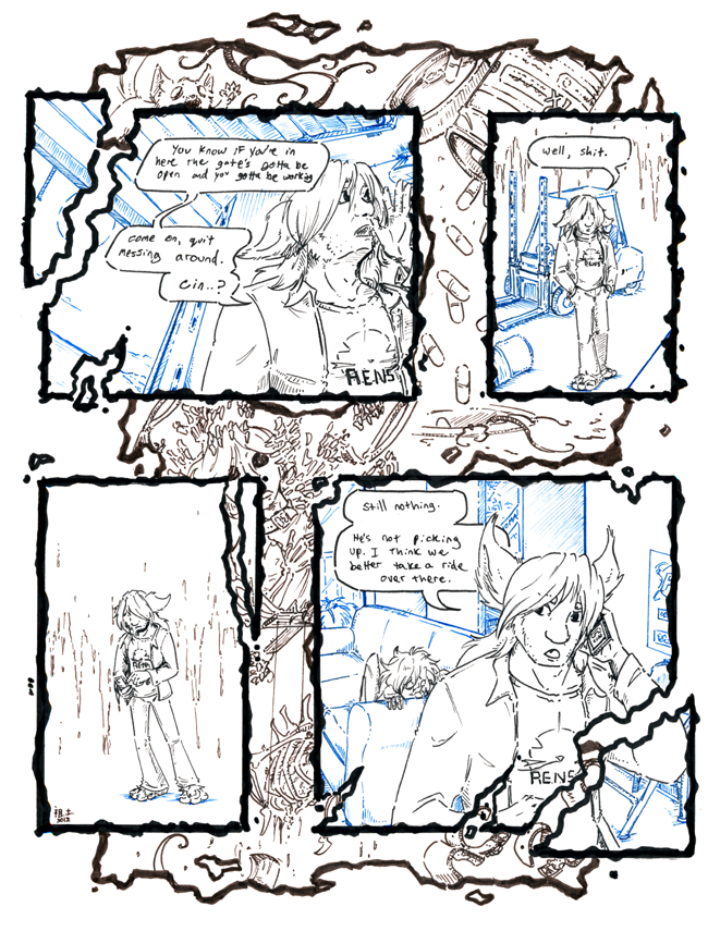 inhuman arc 11 pg 10 -inks stage- by not-fun