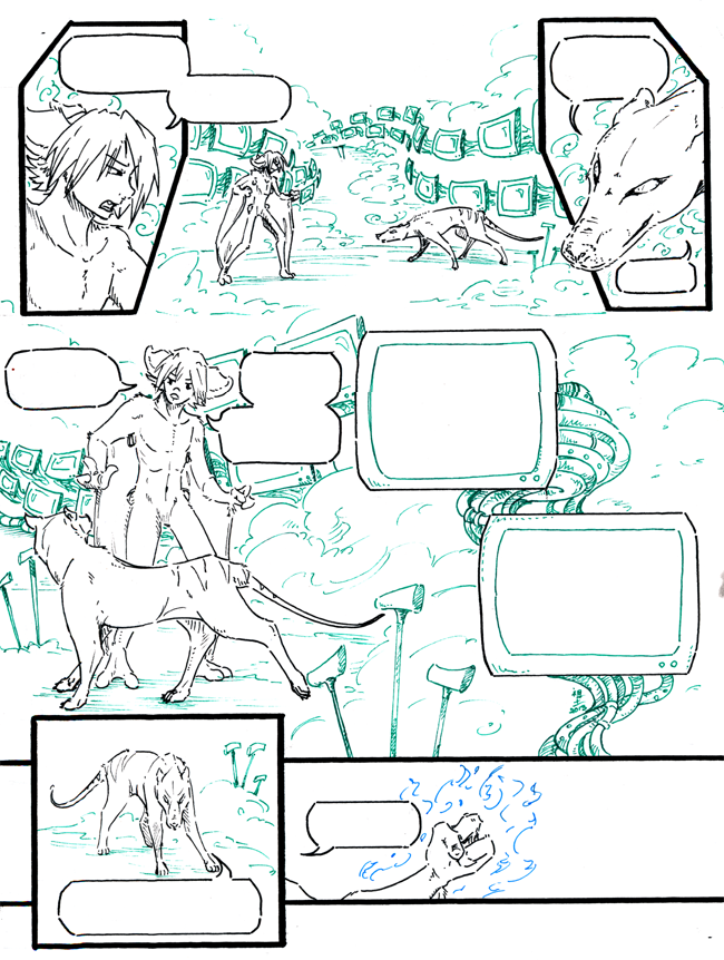 inhuman arc 12 pg 4 -inks stage- by not-fun
