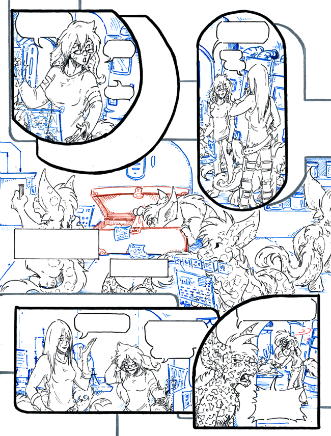 inhuman arc 12 pg 6 -inks stage- by not-fun